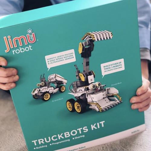 Набор TruckBots