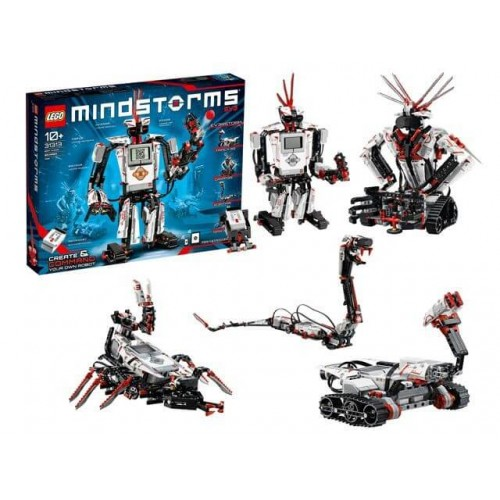 LEGO: Майндстормс EV3 Mindstorms 31313