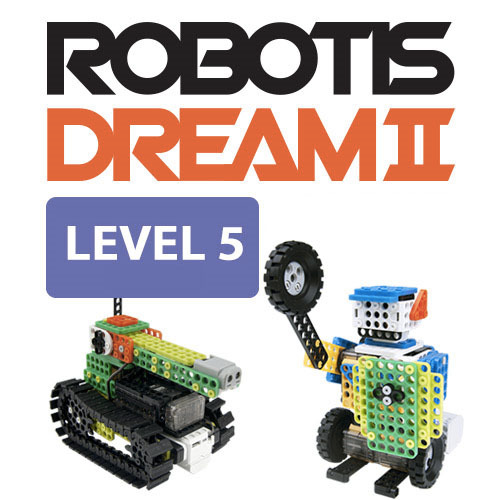 ROBOTIS Dream Level 5