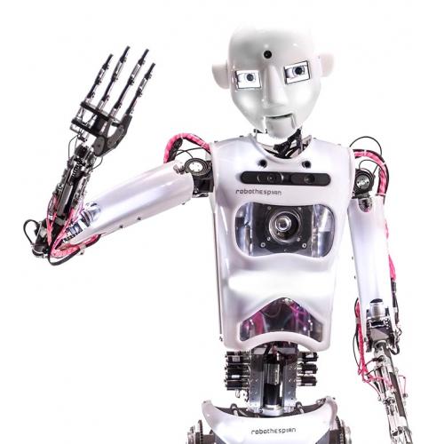 Engineered Arts  ROBOTHESPIAN