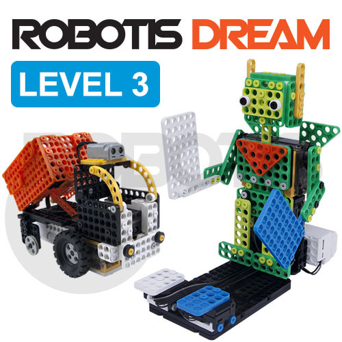 ROBOTIS DREAM Level 3 Kit