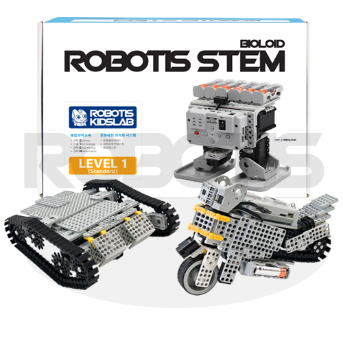ROBOTIS BIOLOID STEM Level 1