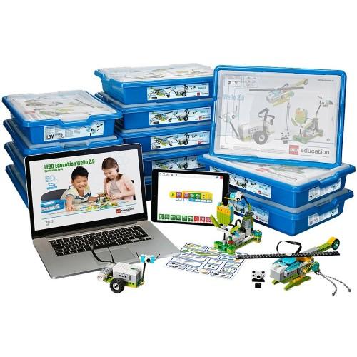 LEGO Education: Базовый набор WeDo 2.0 (45300)