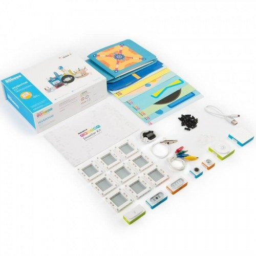 Робот конструктор Makeblock Neuron Inventor Kit P1030001