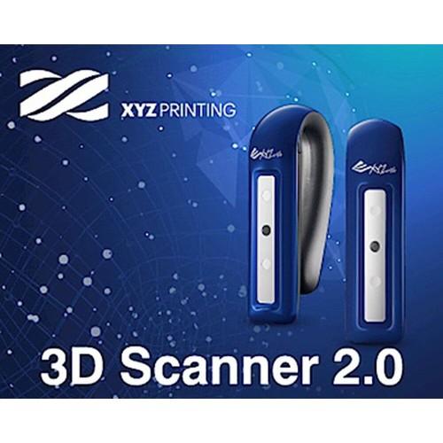 ПОРТАТИВНЫЙ 3D-СКАНЕР XYZ PRINTING